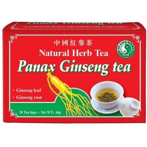 Dr.chen panax ginseng vörös tea 20 filt.