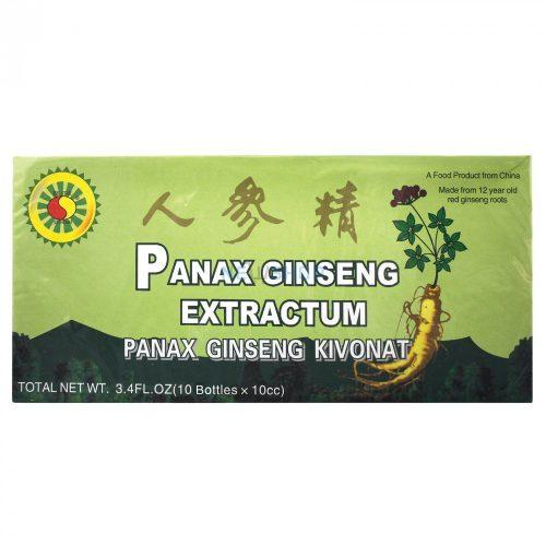 Sun moon panax ginseng extractum
