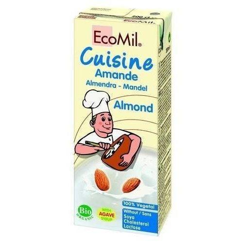 Ecomil bio növényi tejszín