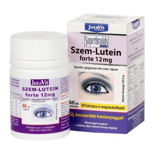 Jutavit szem-lutein forte tabletta