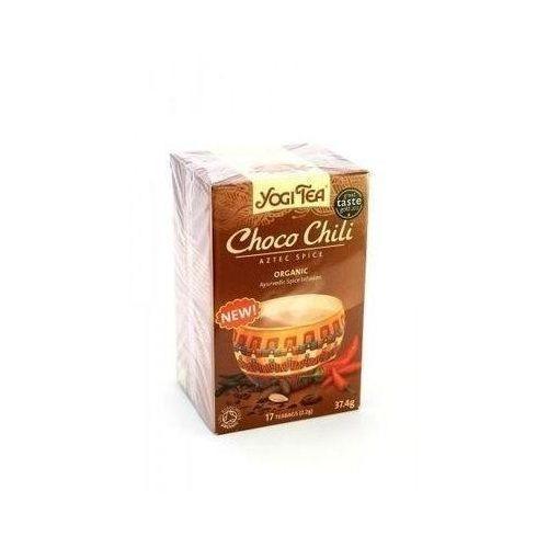 Yogi bio csokoládés azték tea 17 db