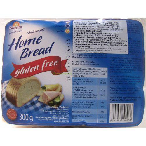 Balviten házi kenyér