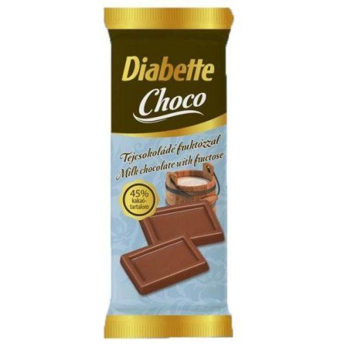 Diabette choco étcsokoládé 13 g