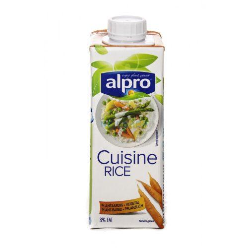 Alpro főzőkrém rizs 250 ml