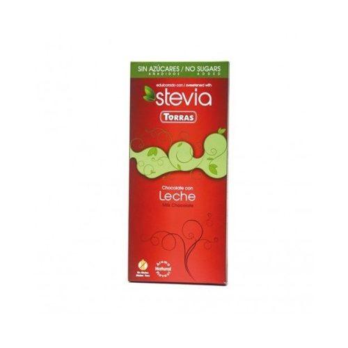 Torras stevia 02. Tejcsokoládé