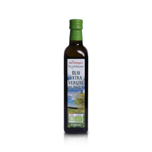 Terra natura bio extraszűz olivaolaj