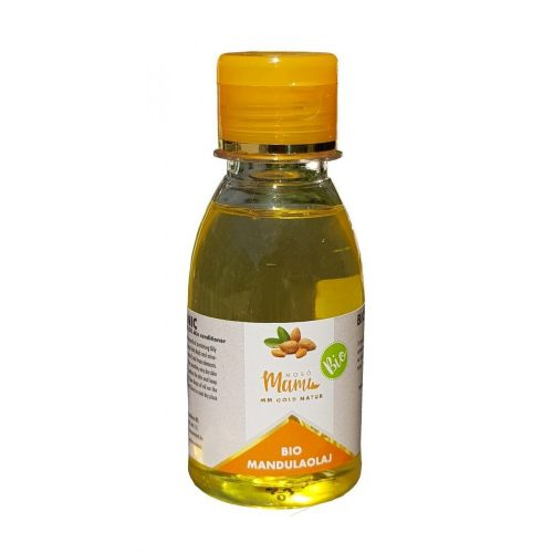 Mm gold bio mandula olaj