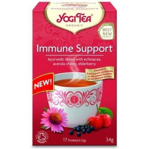 Yogi bio immunerősítő tea 17 db